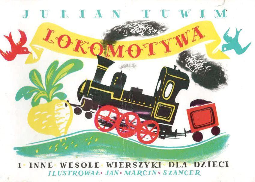 Lokomotywa Julian Tuwim Krakowczytapl