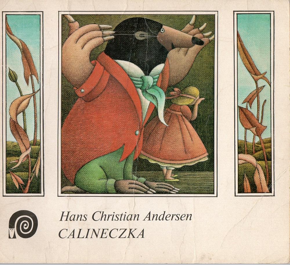 Znalezione obrazy dla zapytania Hans Christian Andersen : Calineczka Gaudasińska