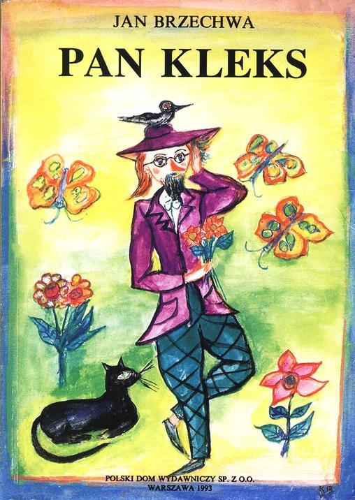 """""""Pan Kleks"""" Jan Brzechwa - w.bibliotece.pl   508 x 716 jpeg 211kB"""