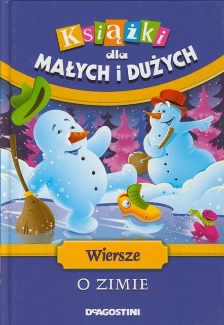Wiersze O Zimie Irena Suchorzewska Wbibliotecepl