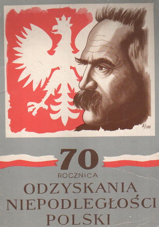 Znalezione obrazy dla zapytania Rysunki Henryk Gecow 70 rocznica odzyskania niepodległości Polski