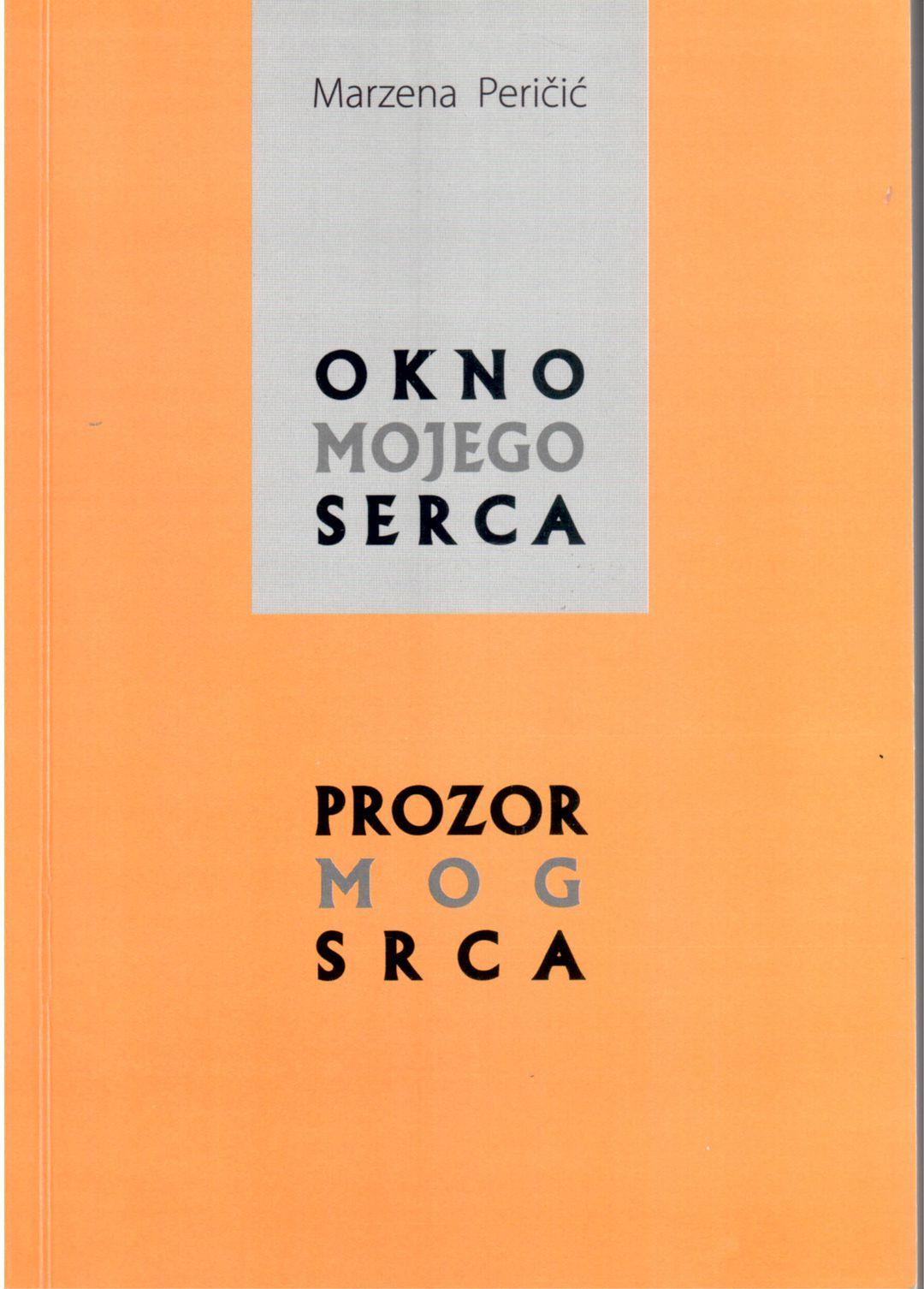 Okno Mojego Serca Marzena Kossowska Peričič Wbibliotecepl