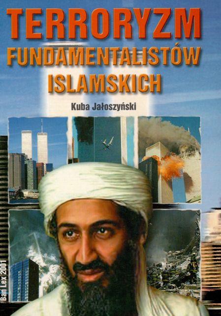 Znalezione obrazy dla zapytania Kuba Jałoszyński Terroryzm fundamentalistów islamskich