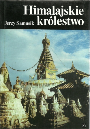 Znalezione obrazy dla zapytania Jerzy Samusik Himalajskie królestwo